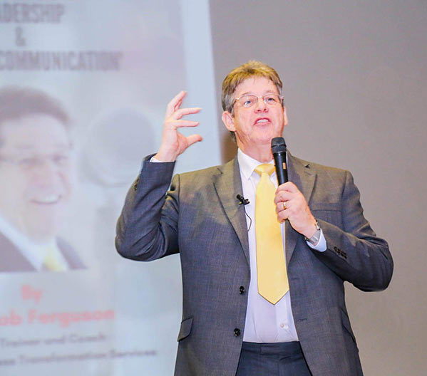 Bob Ferguson keynote speaker