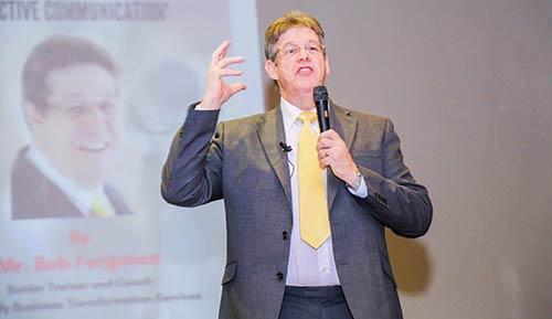 Bob Ferguson event speaker