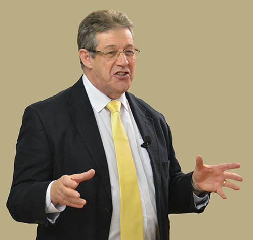Bob Ferguson speaker coach